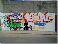 GRAFFITI IES ALONSO QUIJANO